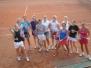 Tennis- vs. Hockeydamen