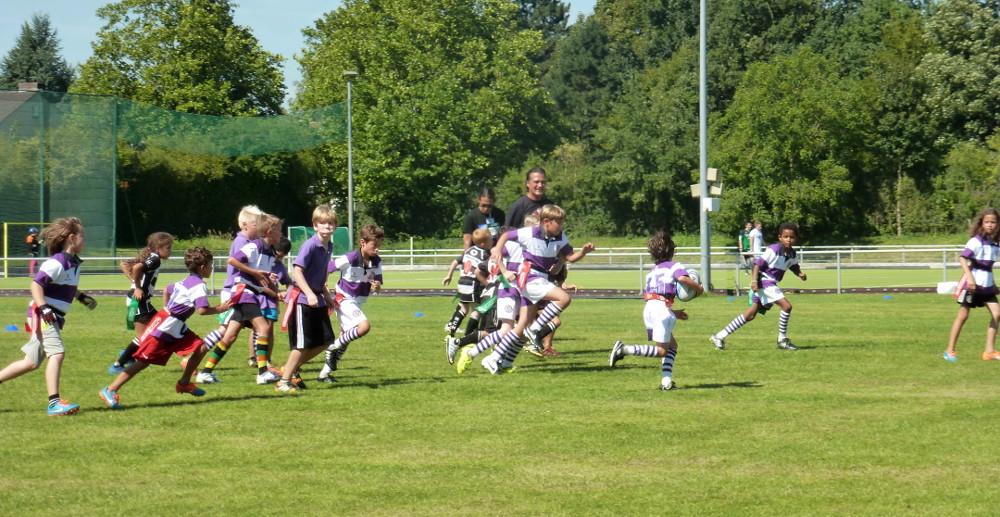 Rugby im BTHV spielen